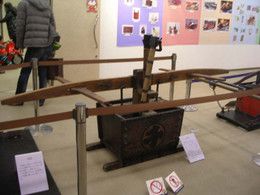 昔の消化機器