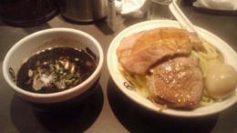 相傳つけ麺 黒