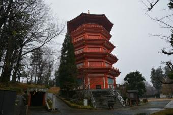 奥之院五重塔
