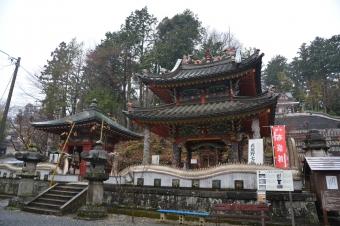 関山堂と七福神堂