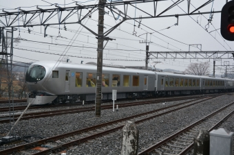 Laview体験乗車イベントの列車