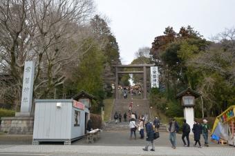 常盤神社:入口