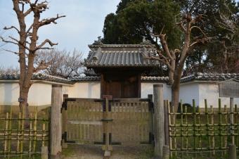孔子廟の門