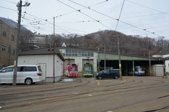 電車車両センター