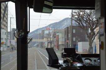 車窓 (後側)