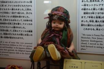 青い目の人形