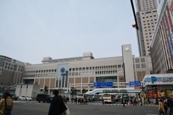 札幌駅:駅舎