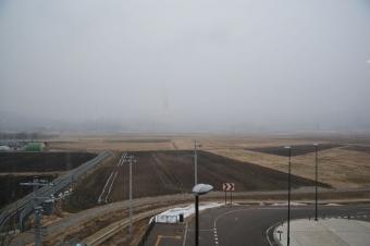 新函館北斗駅:北口