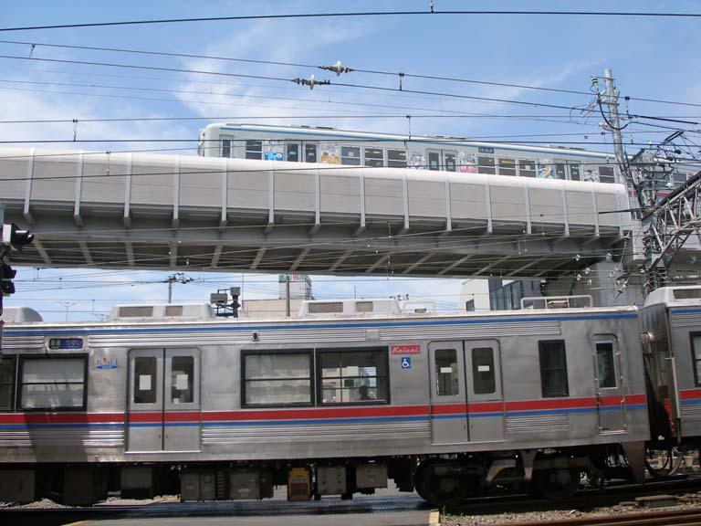 京成金町線 - Keisei Kanamachi Line - JapaneseClass.jp